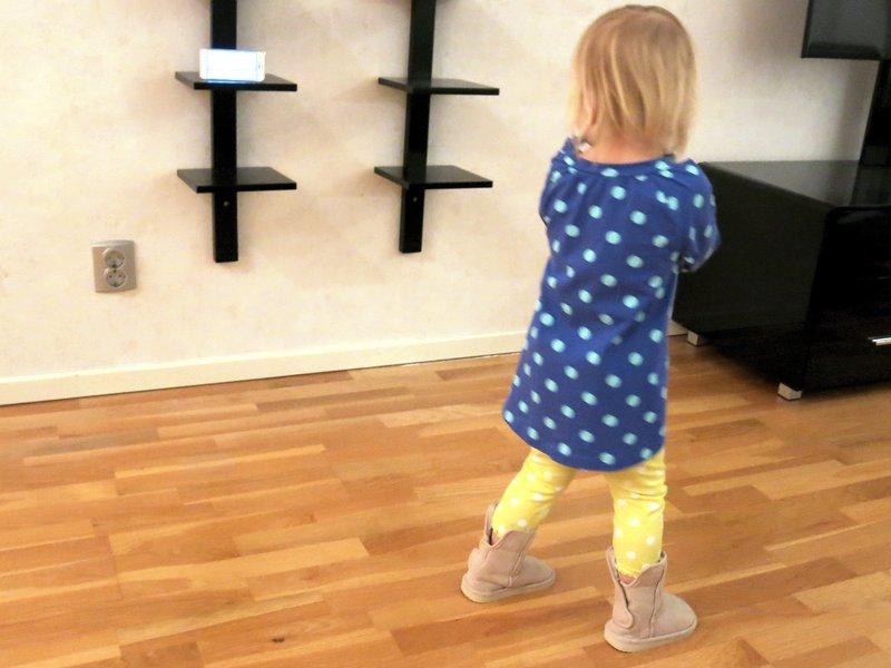 Vimeo on Demand Tyra dansar med Piratsessan