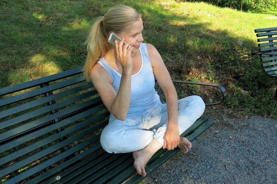 jag pratar i telefonen med två olika personen från Expressen