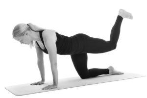 Bra övning för baken