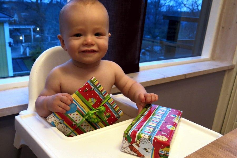 grattis Arvid 1 år