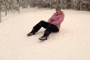 En långhelg i vinterland