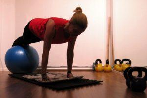 Testtränar nya träningsutmaningen