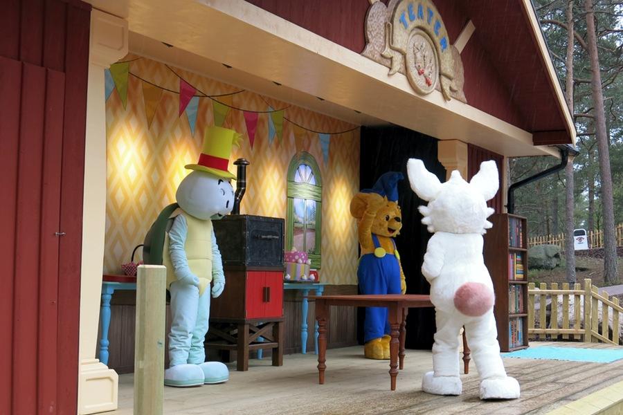 Teater i Bamses Värld