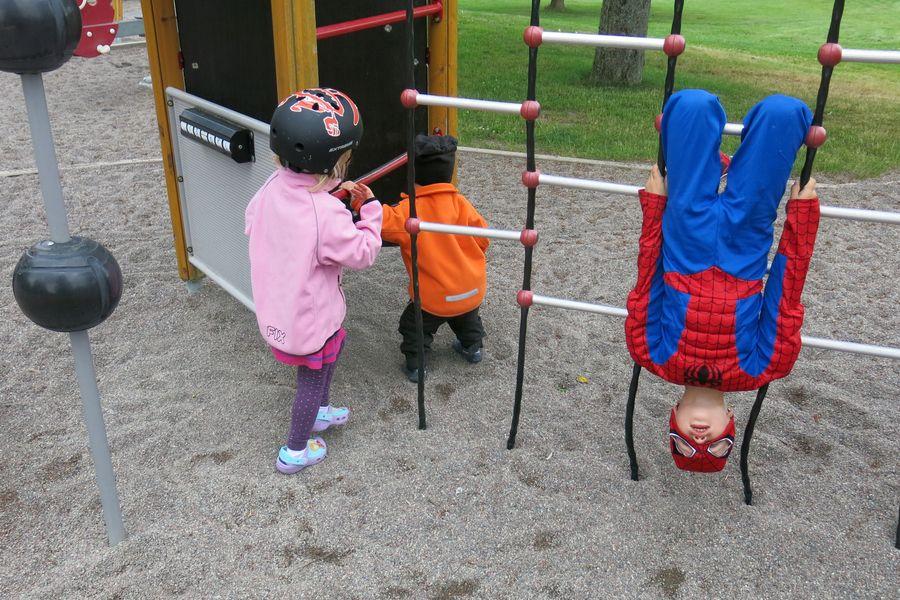 Bra motorisk träning för barn
