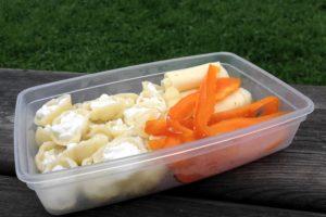 Barnvänlig picknickmat med Arvid
