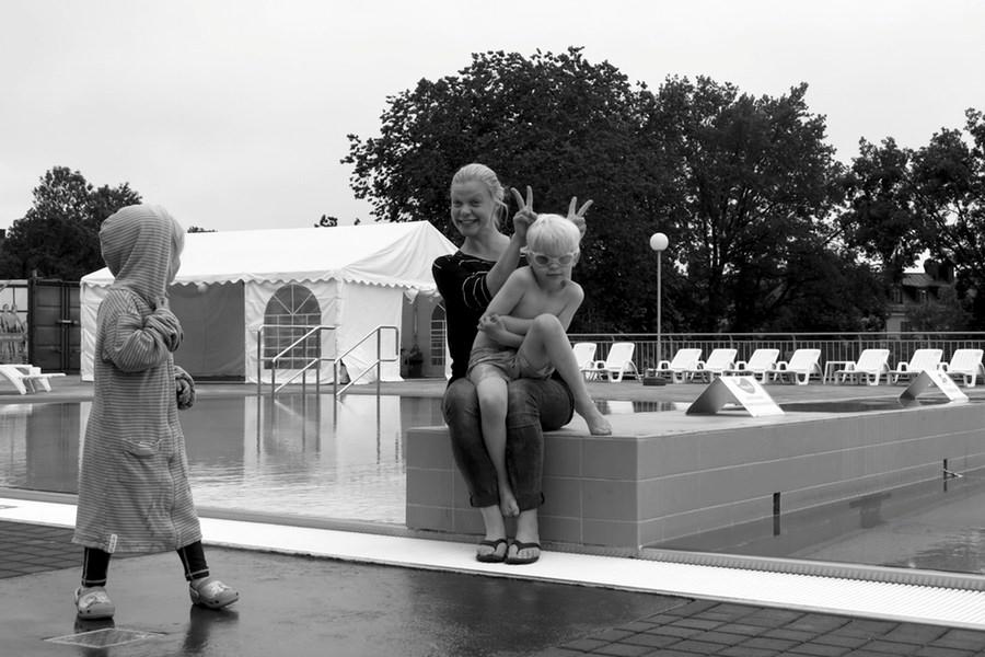 dags för simskola
