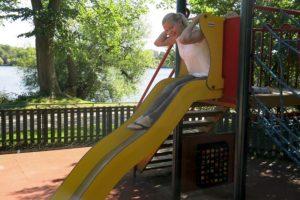 Om att introducera barn till en aktiv livsstil