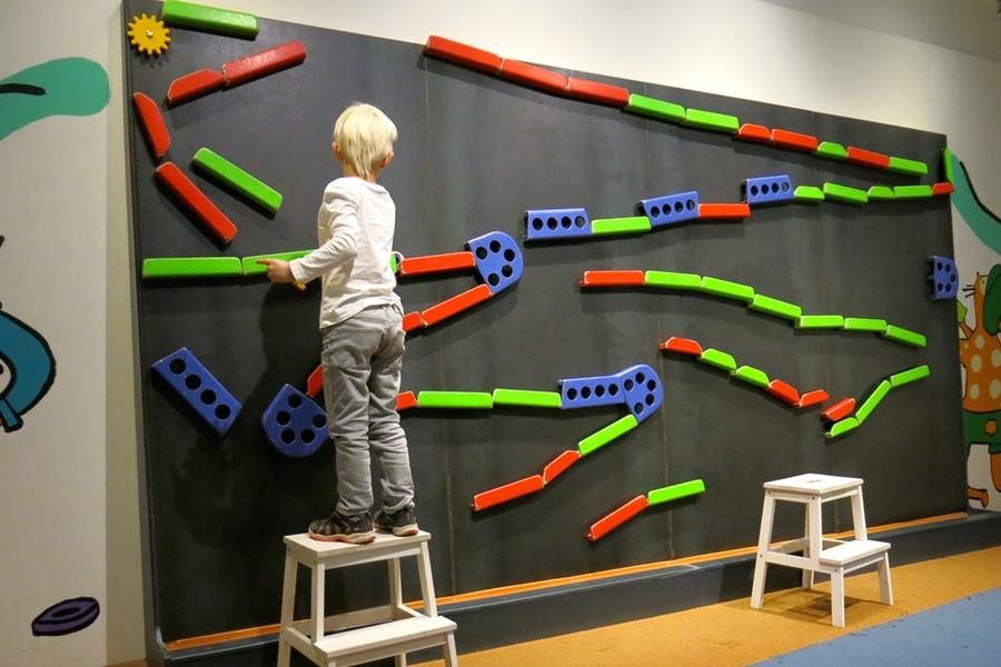 Evighetsnöje på Tekniska Museet