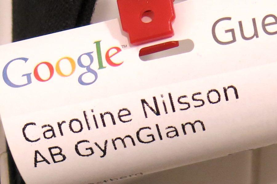gäst hos Google