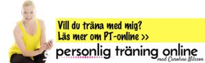 Mer om PT-online med Caroline