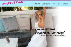 Piratsessans nya sajt & nya appar!