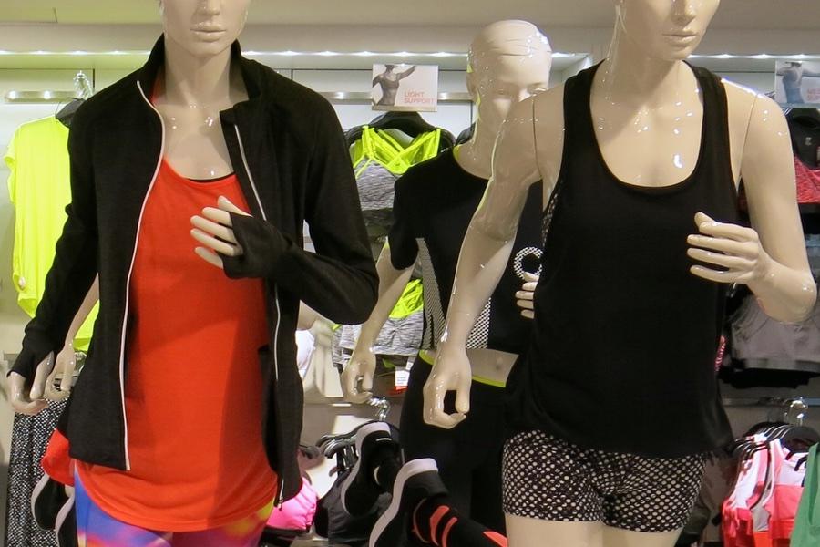 Träningskläder för löpning