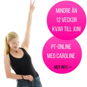 Info om PT-online med Caroline