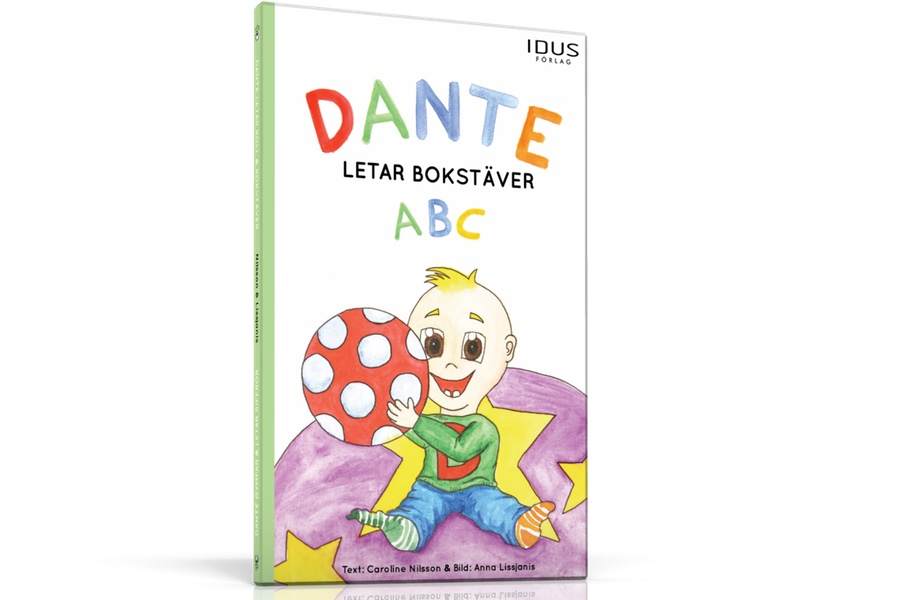 Dante letar bokstäver
