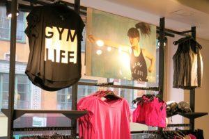 Gym life på Gina Tricot