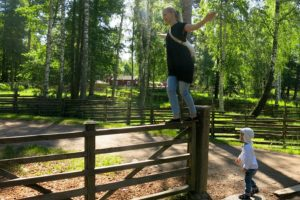 En dag på Astrid Lindgrens Värld