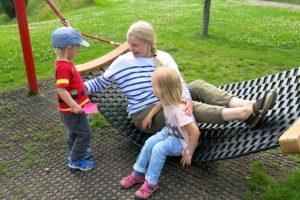 Barnen och jag