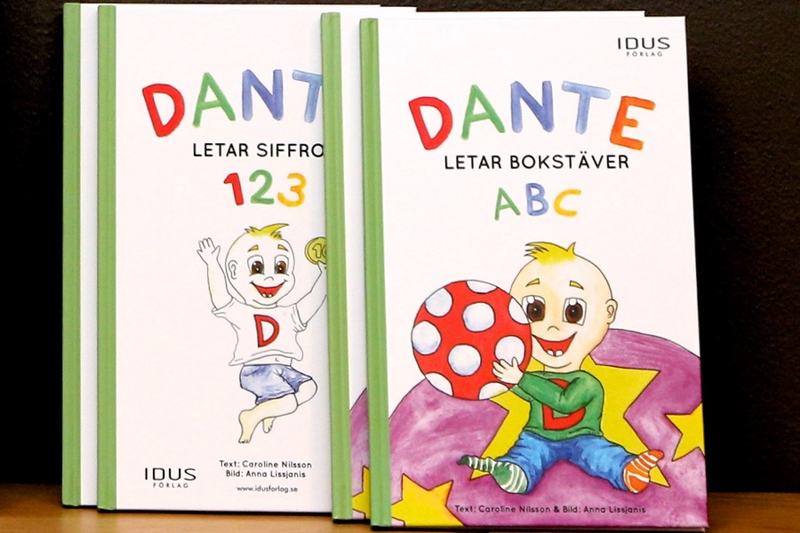 2 berättelser i 1 bok