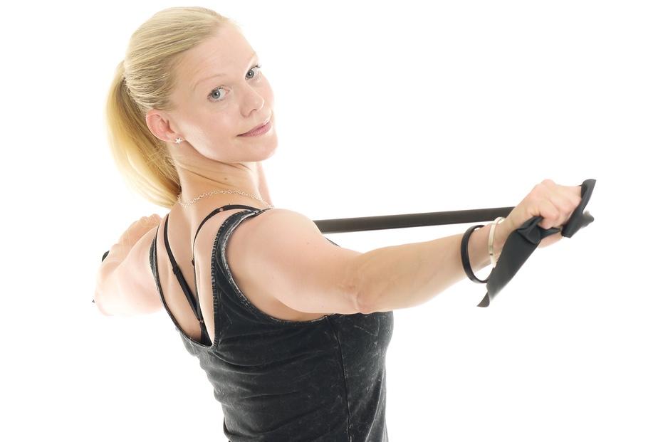 core övningar för bättre hållning