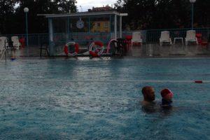 Extra blöt simskola