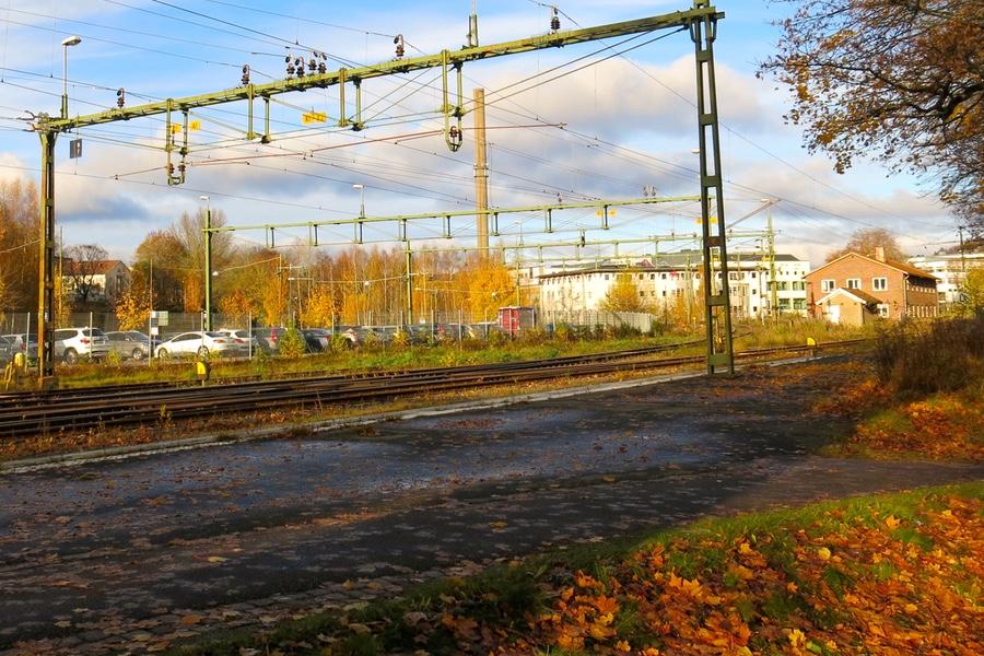 En fin höstdag i Borås