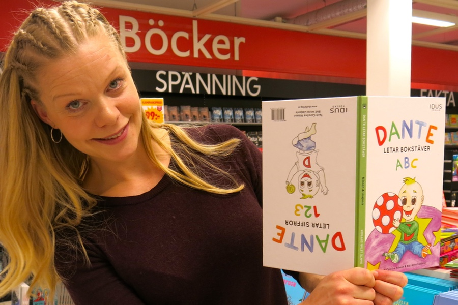 Min ABC barnbok