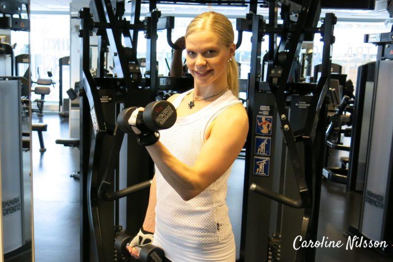bra övning för snygga armar