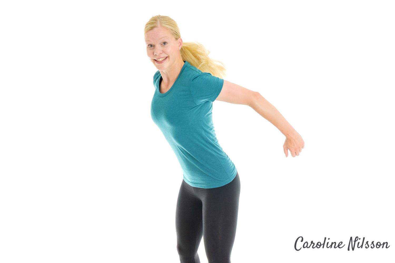 In med hopp i din träning och få en starkare kropp
