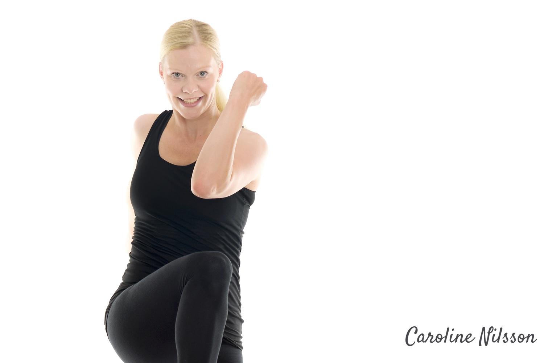 knäuppdrag är bra för ryggens rörlighet
