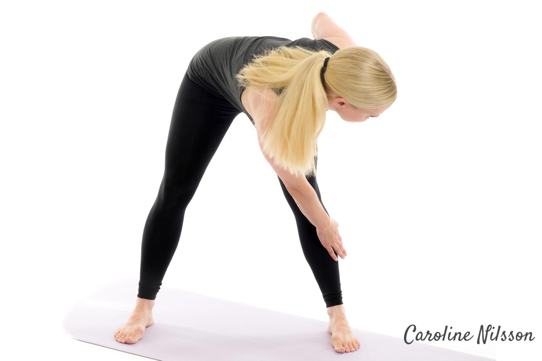 stabila rotationer gör din kropp mer rörlig