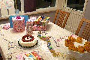 Den tredje födelsedagen