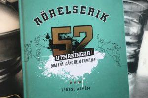 Terese bok Rörelserik – 52 utmaningar som får igång hela familjen